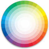 infinite color icon